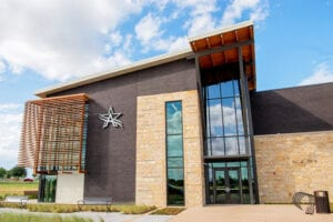 east arlington recreation center and library