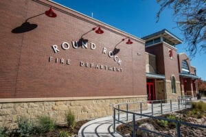 round rock texas fire station number 3