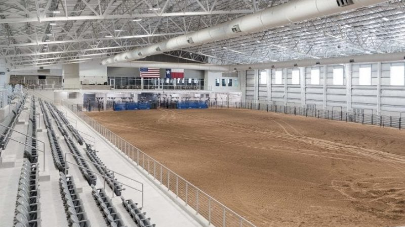 bell county expo center and equestrian center
